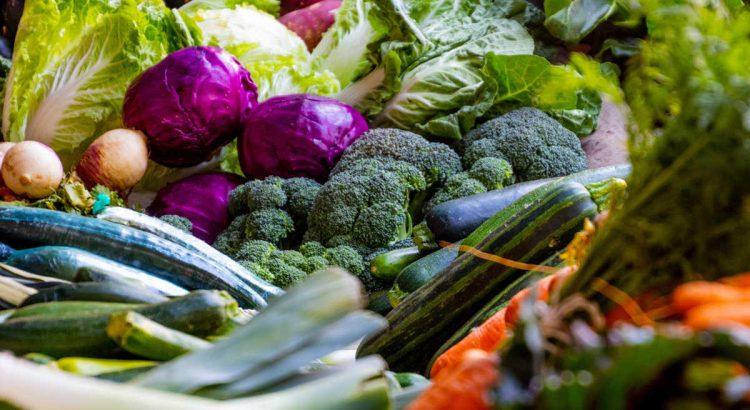 verdura mista per passato di verdure